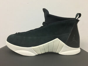 60cfdeb19931cd Air Jordan X PSNY Retro 15 Black Suede Sail 921194-011 9.5-14 public ...