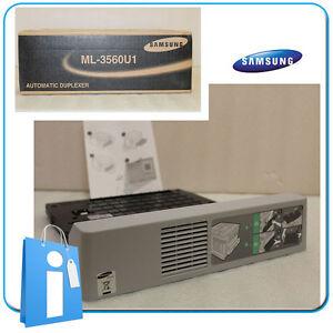 Unidad Duplex A4 Samsung P/n Ml-3560u1 For Ml-3560 Ml-3561n Ml-4551n Duplexer Large SéLection;