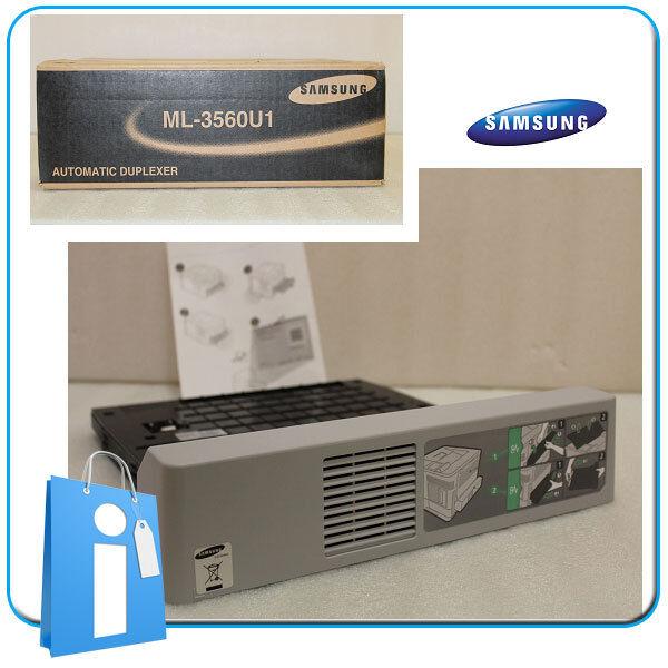 Unidad DUPLEX A4 Samsung  p/n ML-3560U1 for ML-3560 ML-3561N ML-4551N duplexer