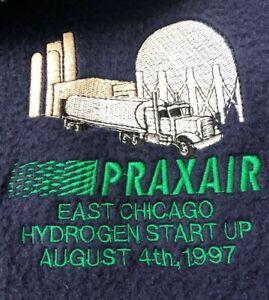 Vintage-Praxair-East-Chicago-Hydrogen-Start-Up-Jacket-1997-SZ-Large-Blue-2009