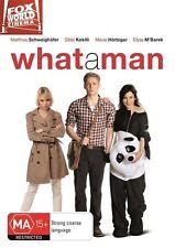 What A Man (DVD, 2012) Elyas M'Barek, Matthias Schweighofer, Sibel Kekilli