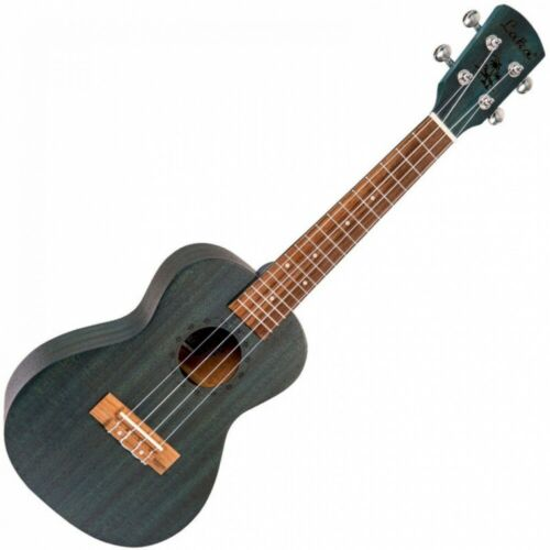 Laka VUC5BL Concert Ukulele with Bag Midnight Blue