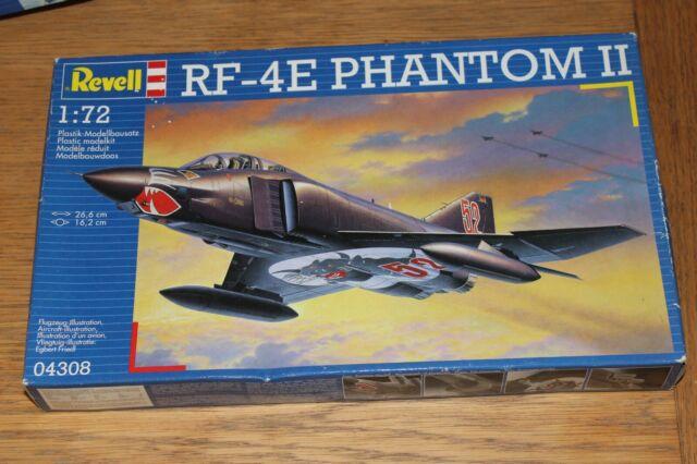 REVELL EDUARD CX130 1//72 Abklebemasken F-4E//RF-4 Phantom II