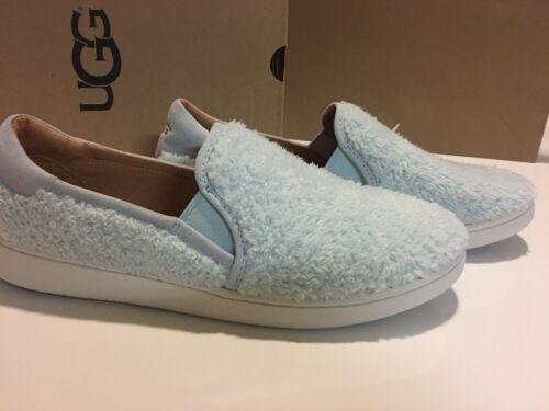 Ugg us Ricci 1019659 Iceberg Size new 190108944815 Slip On Blue 11 Sneaker Plush FrF5qfwx8
