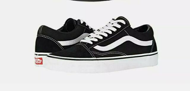 VANS 500714 High Top Skate Shoes Black