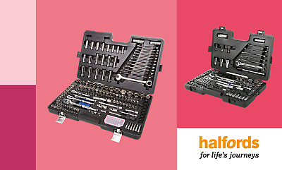 1/2 Price on All Halfords ADV Socket Sets