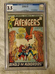 The-Avengers-94-cgc-3-5-Dec-1971-Marvel