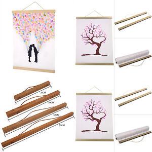 Modern Magnetic Wooden Photo Frame Diy Custom Poster