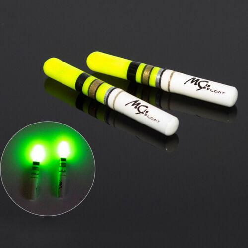Luminous Schwimmbatteriebetriebene LED-Schwimmer für Dark Water NachtangelnPDCR