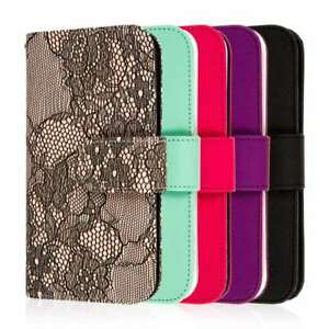 e1f3ee9f126 For Samsung Galaxy S6 Edge Phone Case Wallet Credit Card ID Slot ...