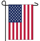USA AMERICAN AMERICA UNITED STATES GARDEN BANNER/FLAG 12