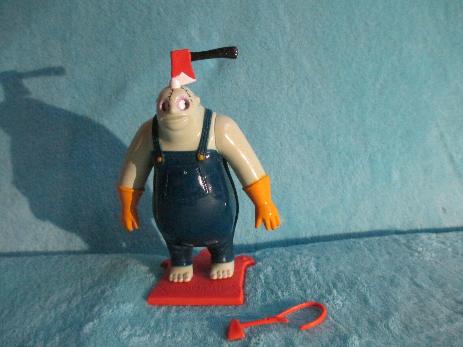 RARE 1993 Hasbro Touchstone The Nightmare Before Xmas - BEHEMOTH - Wirkung Figure