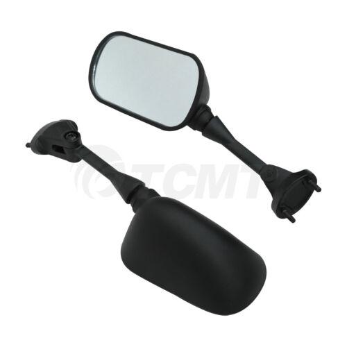 Side Rear View Mirrors For Kawasaki Ninja ZX6R ZX-6R ZX636 2005-2008 2006 2007