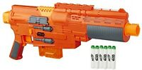 Nerf: Star Wars Blaster, Toys Guns Kids Boys Gifts Outdoors Games Orange on Sale