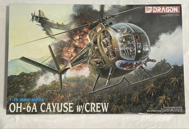AOA Decals 1//35 LOACH LOW LEVEL SCOUTS THE OH-6A CAYUSE IN THE VIETNAM WAR
