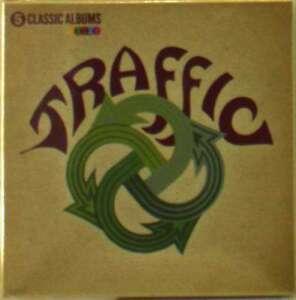 Traffic - 5 Album Classici Nuovo CD
