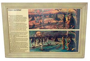Injun-Summer-Cartoon-Reprint-Publication-John-T-McCutcheon-1912-Chicago-Tribune