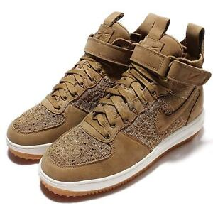 Nike-Lunar-Air-Force-1-Flyknit-Flax-Wheat-Men-Workboots-Boots-Shoes-855984-200