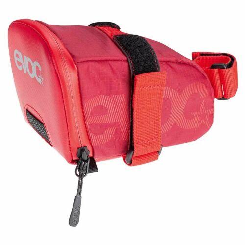 Large New EVOC Tour Bicycle Bike Saddle Seat Bag Red//Ruby