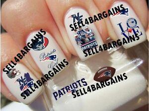 Nfl New England Patriots Football Team Logos10 Designsnail Art