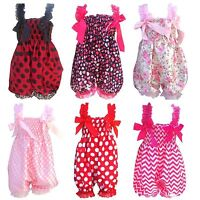 Toddler Baby Girl Rompers Dress One-Piece Tutu Lace Clothes,6-12 Months