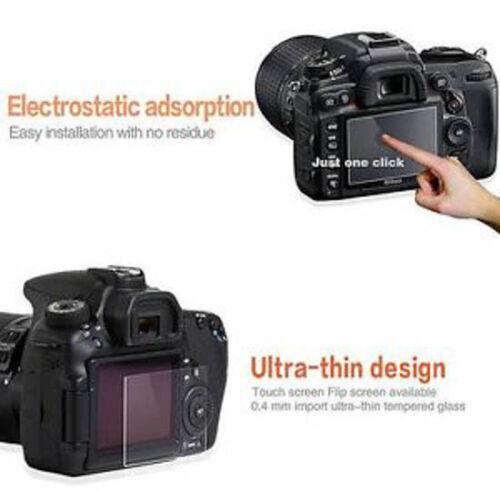 Cámara de vidrio lynca protector de pantalla para Canon M6 vendedor del Reino Unido