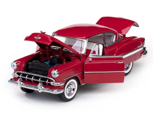 1954 Chevrolet Belair  RED 1:18 SunStar 1700