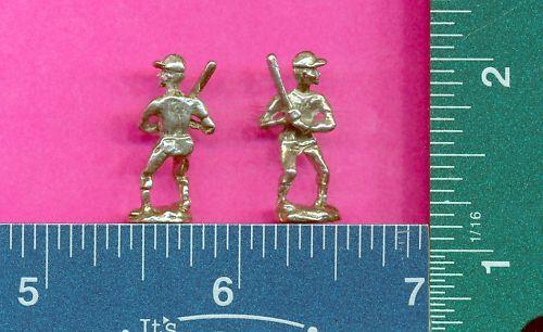 lead free pewter baseball player figurine m11130