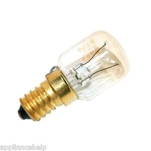 BAUMATIC-25W-300-Gradi-E14-FORNO-lampadina-per-lampada-240V