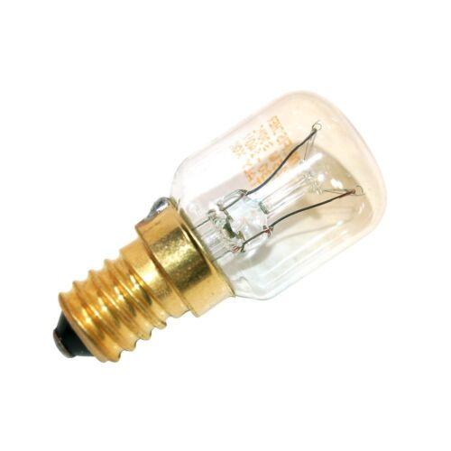 BAUMATIC 25W 300° Degree E14 OVEN LAMP Light Bulb 240V