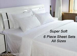 6-PIECE-DEEP-POCKET-HOME-COLLECTION-SERIES-SUPER-SOFT-BED-SHEETS-SHEET-SET