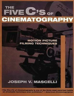 1 of 1 - J. Mascelli:  The Five C's of Cinematography - Motion Picture Filming Techniques