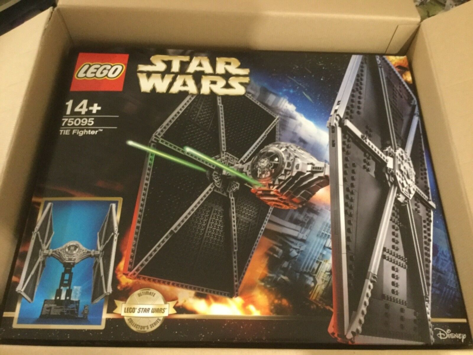 LEGO® Star Wars™ 75095 75095 75095 TIE Fighter™ NEU NEW & OVP b7a78e