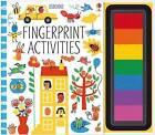 Fingerprint Activities by Fiona Watt (Spiral bound, 2015)
