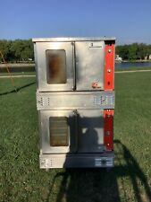 Convection Ovens Double Stack Southbend Marathoner Nat Gas 115v Tested