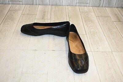 Trotters Womens Sharp Ballet Flat