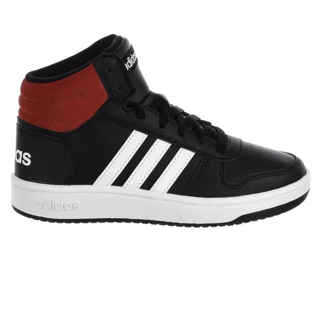 5683e12fb6bdc Buy adidas Performance Hoops 2.0 Mid Boys Girls Db1483 Basketball ...