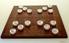 CHINESE 'FIGHTING ANIMAL CHESS' DOUSHOUQI, JUNGLE GAME SET (DOU SHOU QI) (803)