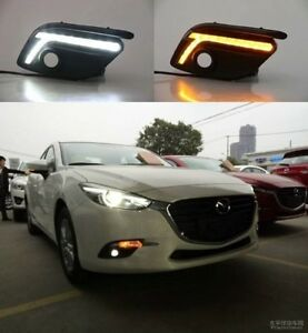 Image Is Loading 2x DRL LED Daytime Running Lights Fog Lamp