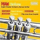 Maw: Sinfonia; Gardner: Theme & Variations; Dodgson: Sonata; Addison: Divertimento (2008)