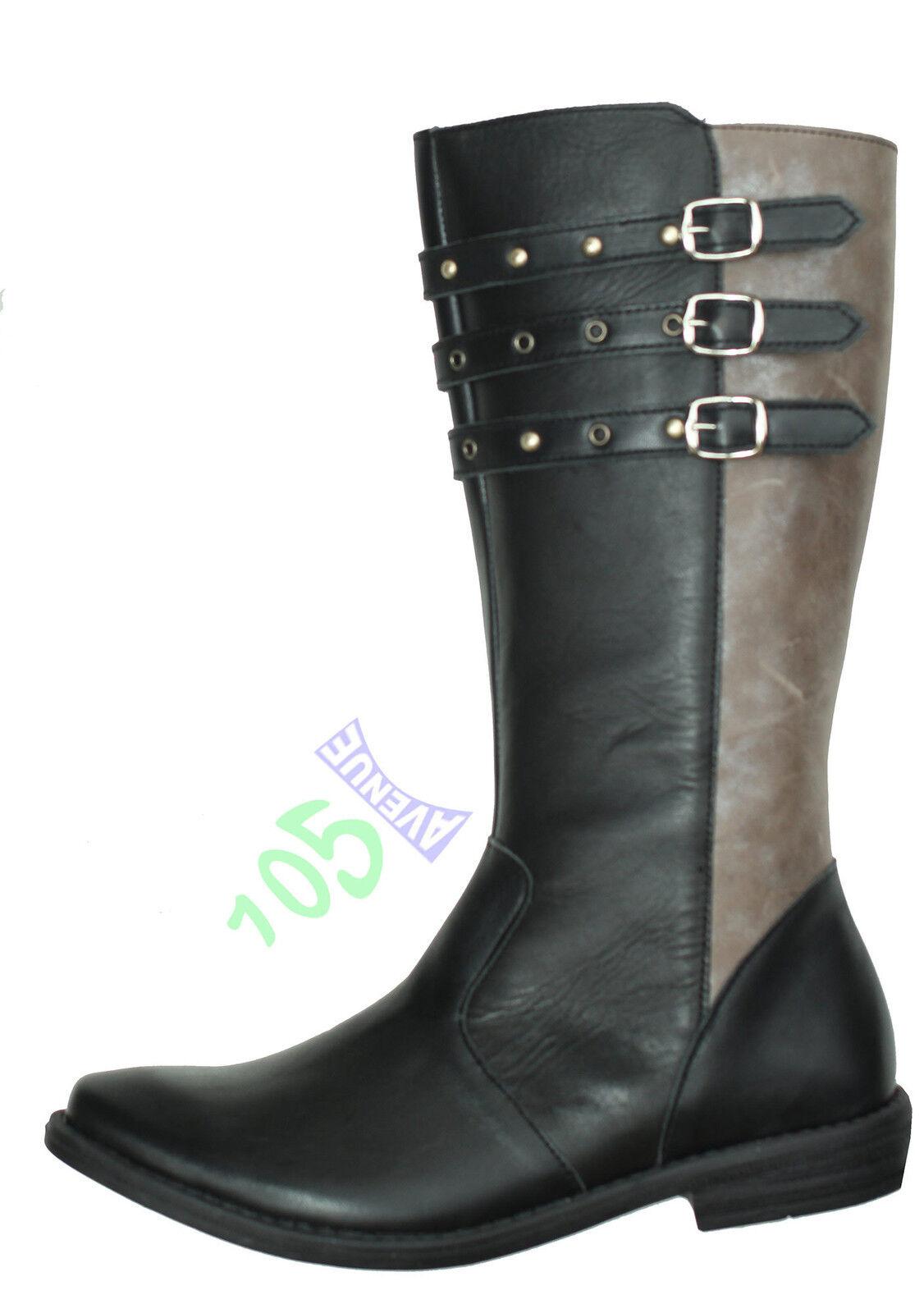 NEUF @@  SUPERBES botas botas botas CUIR + MINIBEL Halida + 29 30 34 35 36 37 ou 38  presentando toda la última moda de la calle