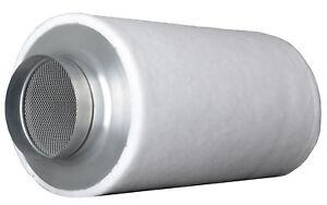 Prima Klima Industry Line Aktivkohle Filter 360m3//460m3 125mm Abluft Lüftung AKF