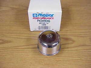 1970-UP-Valve-Cover-BREATHER-NOS-MoPar-039-Cuda-300-Charger-Road-Runner-Challenger