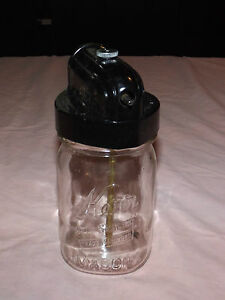 VINTAGE-ELECTROLUX-KERR-SELF-SEALING-MASON-JAR-SPRAYER