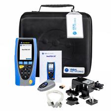 Ideal R151004 Navitek Nt Pro Advanced Copperfiber Network Diagnostic Tester