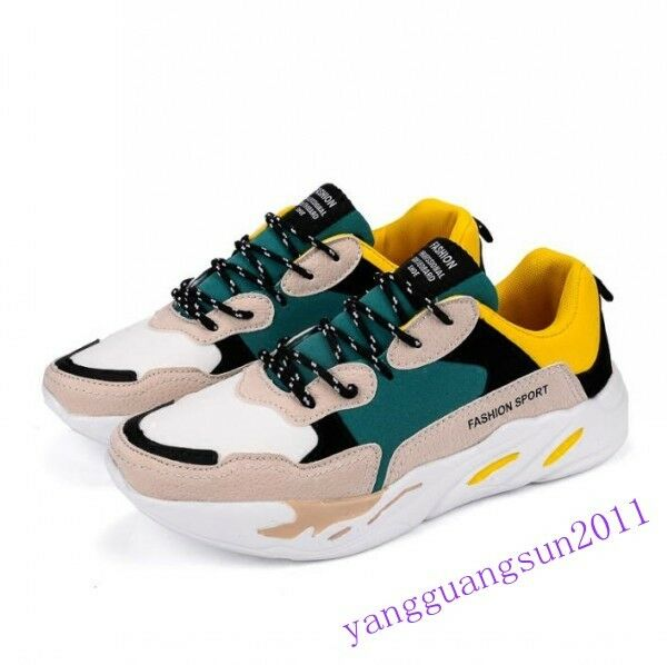 New Mens shoes Lace UP Super Fashion Sport Athletic Boys Student outdoor New S