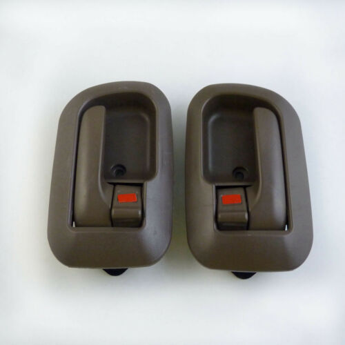 6927808010 For 98-03 TOYOTA SIENNA Beige Interior Door Handle Front Left Right