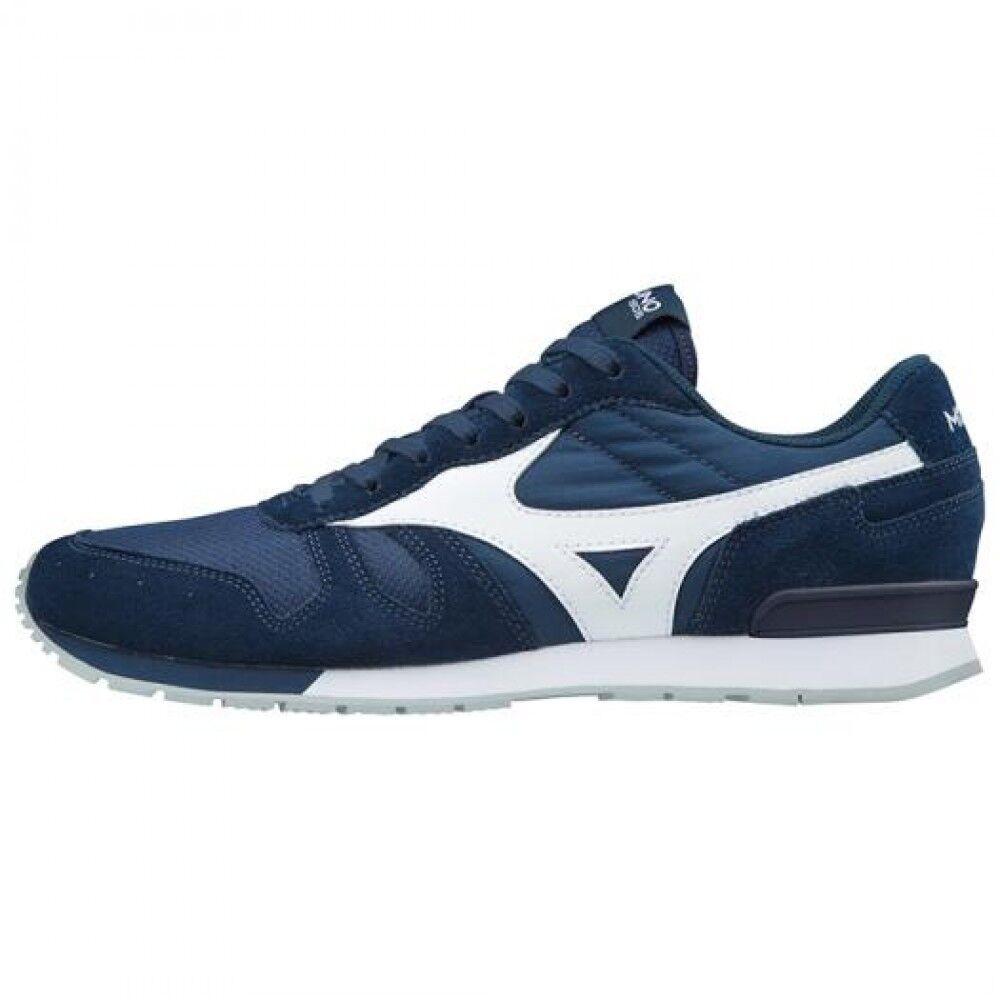 Mizuno sports-style casual sneakers MIZUNO ML87 D1GA1800 Navy × White