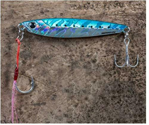 Major craft lure metal jig Jig para short 40g # 1 sardine JPS-40 F//S w//Tracking#
