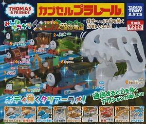 Takara-Tomy-Capsula-Plarail-Thomas-The-Tank-Engine-Dinosaurio-y-Renius-18-Set